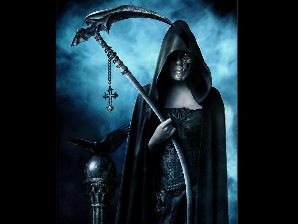 целительницы сонник смерть с косой мужчина эту