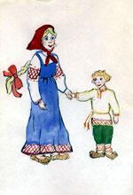 картинки сказка аленушка и братец иванушка