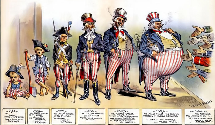 imperialism and revolutions