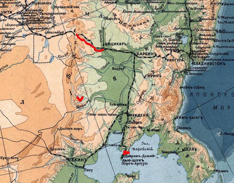 China map [Me]