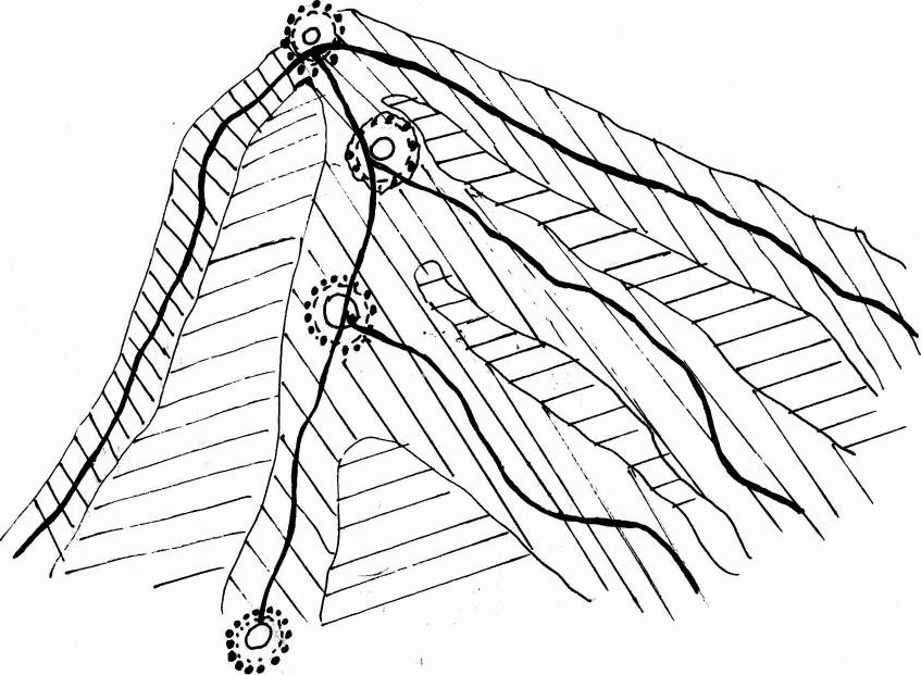 Рис.1- Схема взаимосвязи
