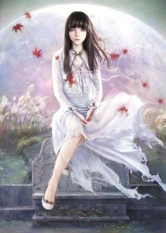 Книга лилия белая мечта