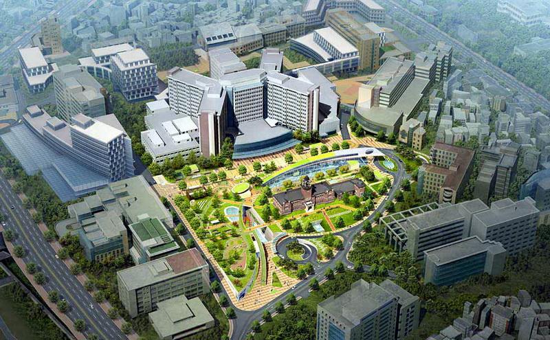 Основной комплекс Сеульского университета