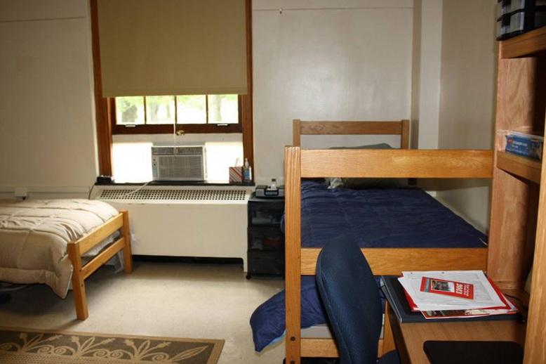 бщежитие Сеульского национального университета. Старый корпус