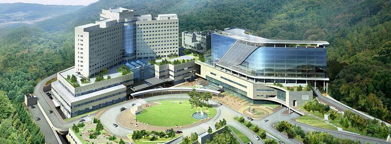 Загородный комплекс Сеульского униветситета