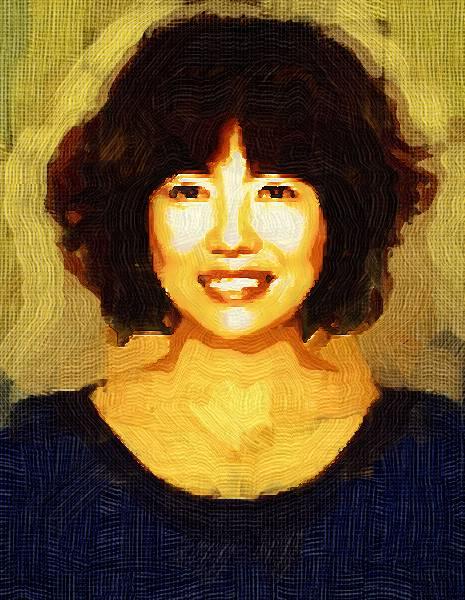 Портрет Марты МакГи. Подарок на соллаль