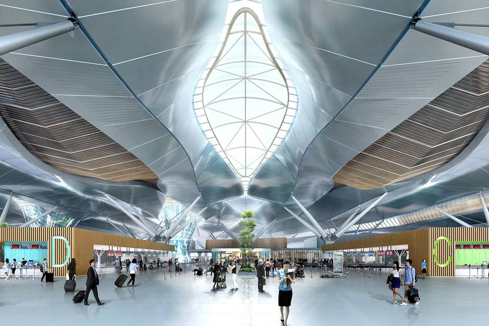Аэропорт Инчхон. Сеул - если ссылка не найдена