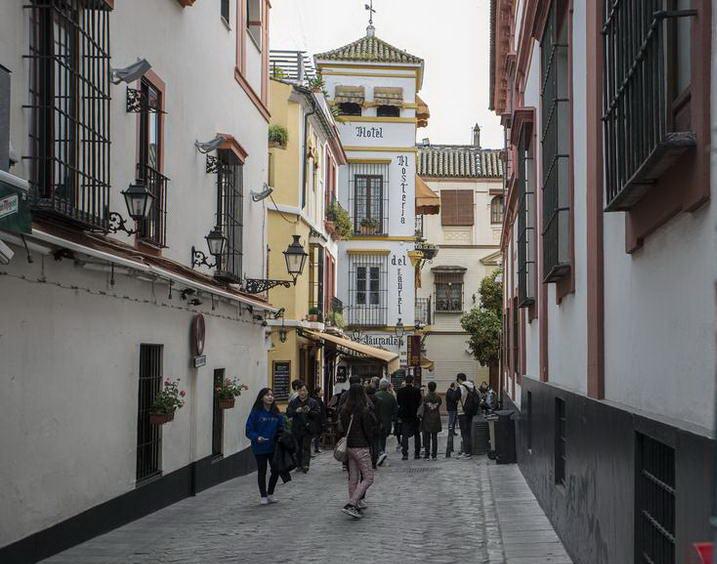 Отель Casual Sevilla Don Juan Tenorio. - если ссылка не найдена