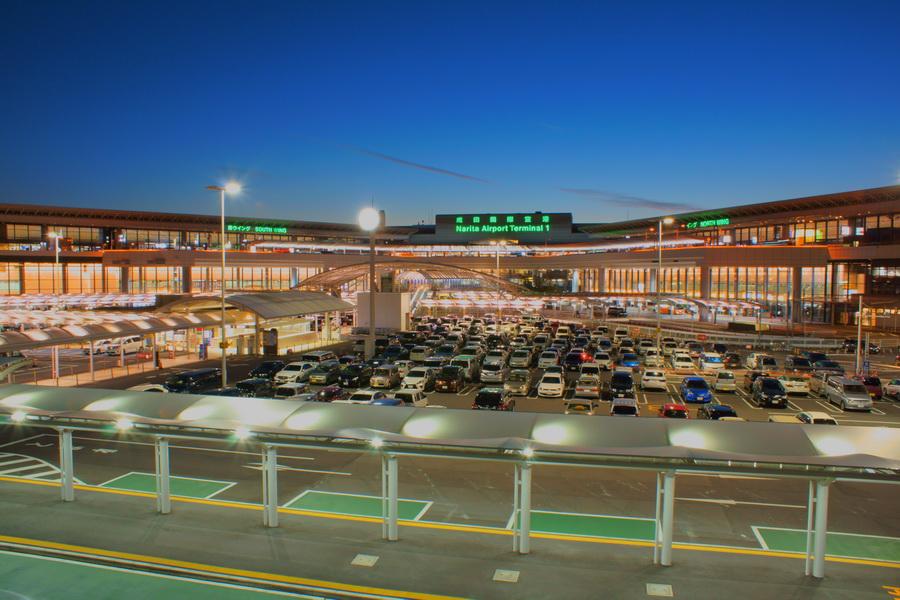 Токио. Аэропорт Нарита - если ссылка не найдена