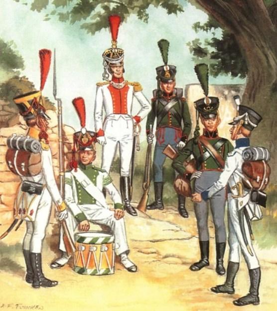 Внешняя политика в 1801-1825