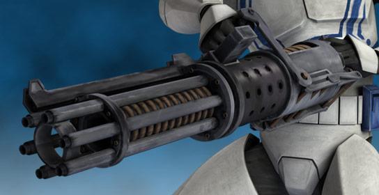 Как сделать звёздную пушку 989
