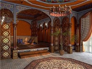 Марокко в доме