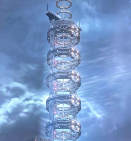 Башня верх []