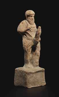 the statue of priapos