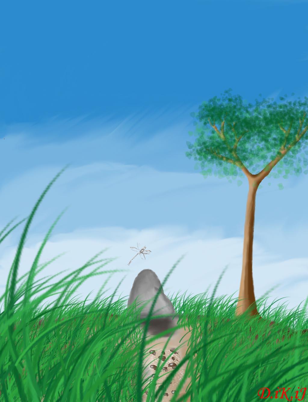 Иллюстрация к: День, когда все мы будем вместе (den)