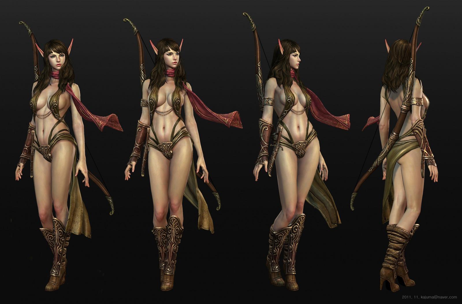3d elven women sex images