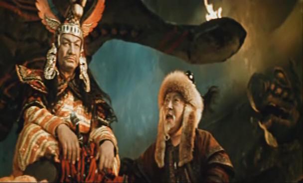 «Илья Муромец И Калин Царь Смотреть Мультфильм Онлайн» / 1998