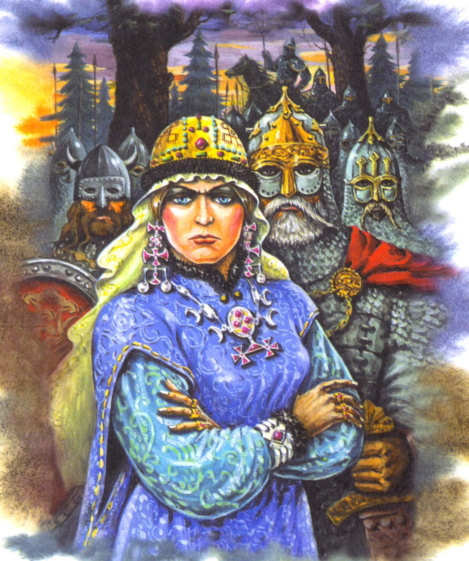Руси мамба княгиня