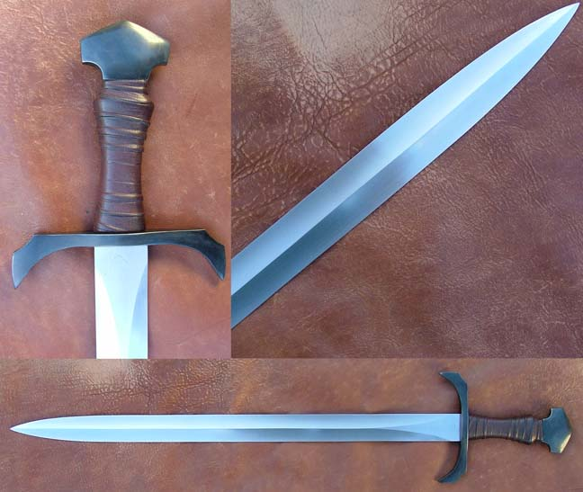 Как сделать короткия меч 537