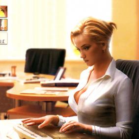 Я не секретарша Я секретарь