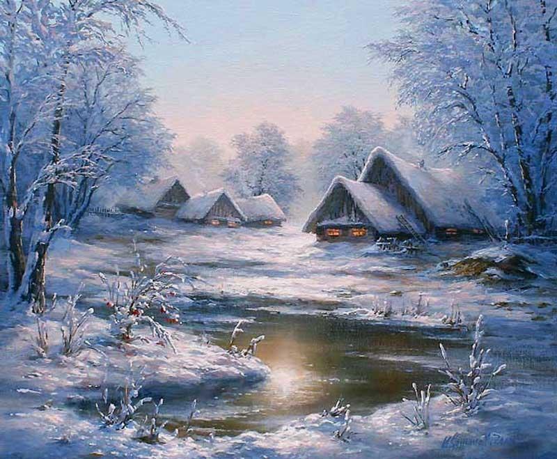 Роль снега зимой