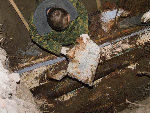 Почему нельзя вскрывать цинковый гроб? - Goroskop ru