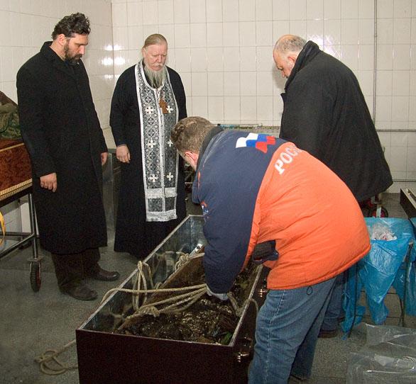 Цинковый гроб — Википедия
