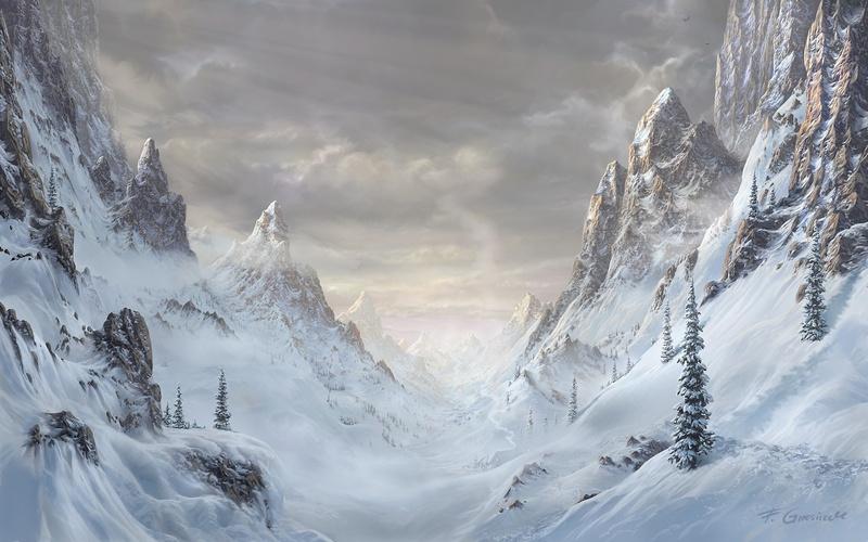 Снежный перевал - Страница 7 6303