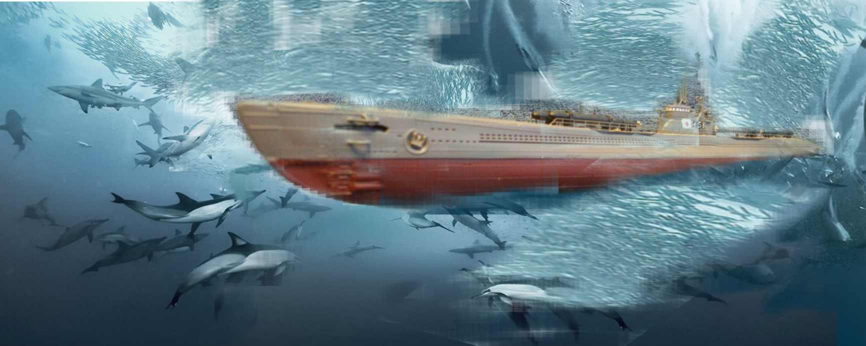 Рассказ как капитан подводной лодки утопил американский крейсер