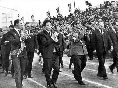 Сусуман первый секретарь райкома партии