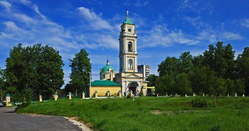 Город Лосино Петровск