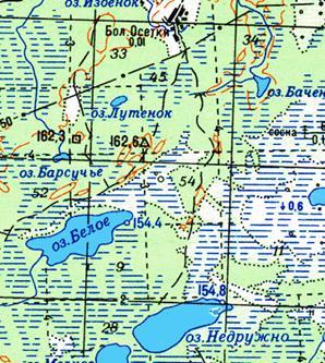 озеро званое полоцкий район рыбалка