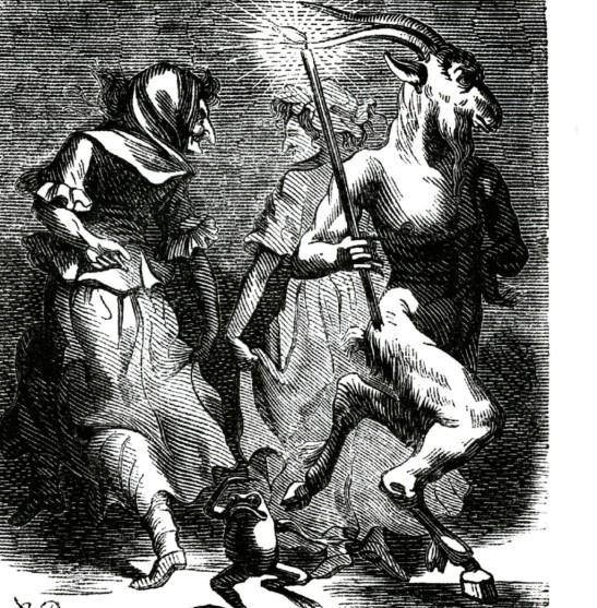 Пришелец попавший в копкан