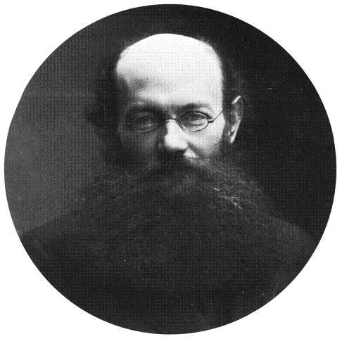 П.А. Кропоткин (1842-1921) ... скромный умница и потомственный русский князь [фото из опубликованных архивов]