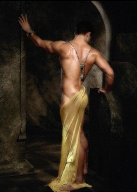 Переодели мужчину в служанку и сделали рабыней рассказ 5 фотография