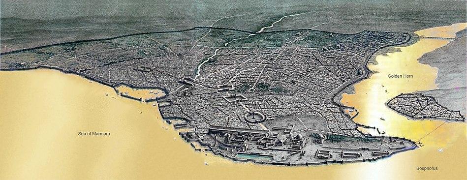 Константинополь []