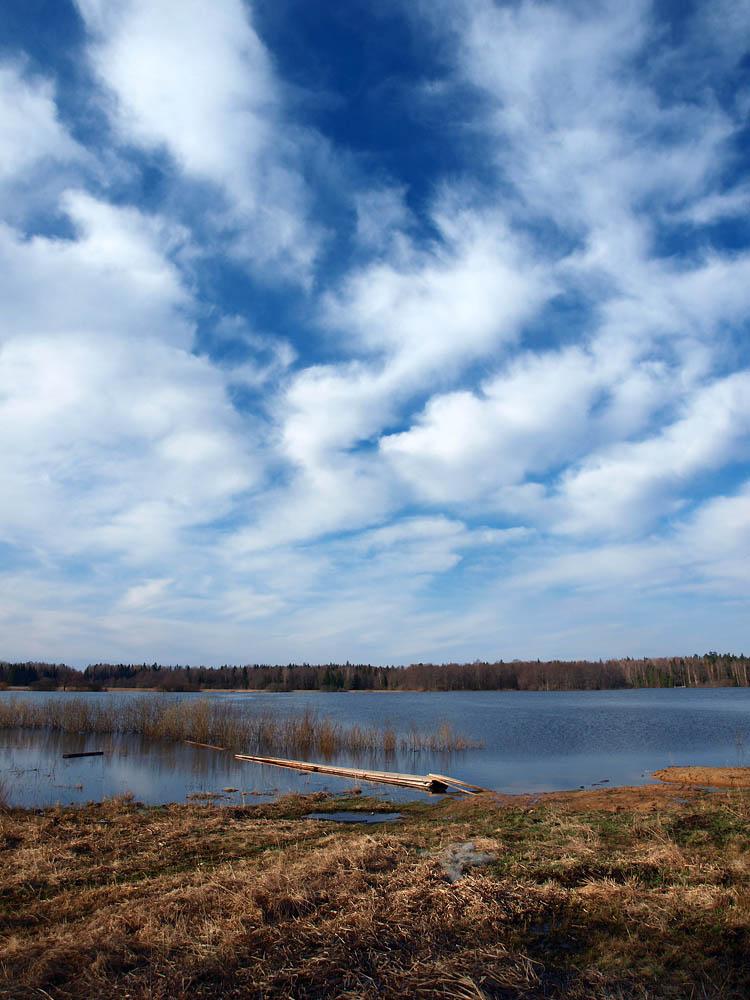 Озеро Тогашское - Старожильское