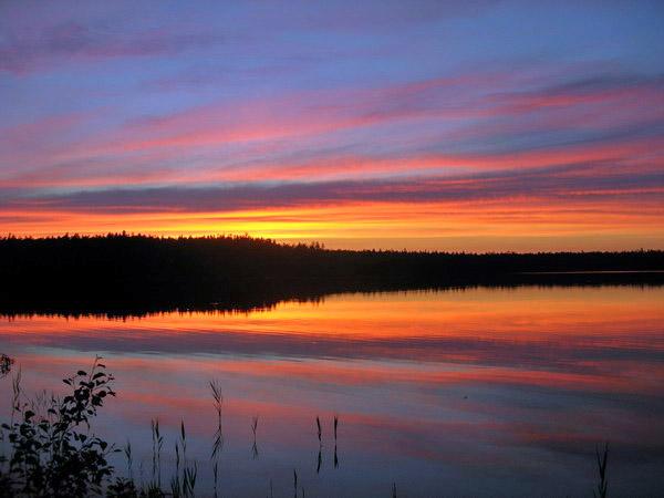 Озеро Светлое (Цинглокское)