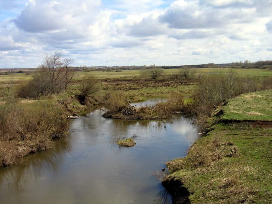 Лоция по реке рутка рутка течет по