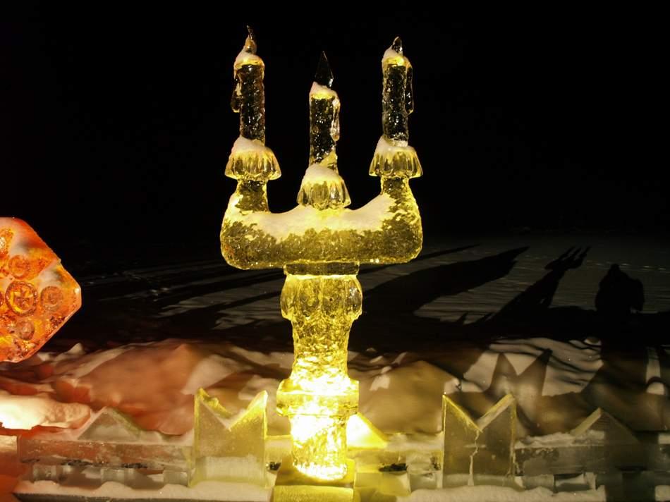 Раифский монастырь - Крещенье