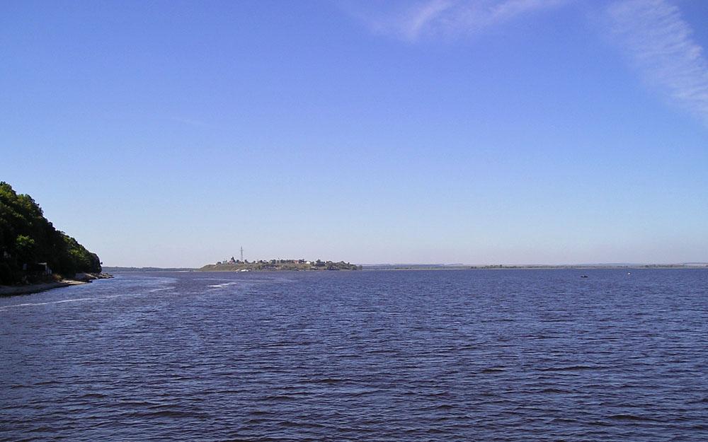 Свияжск - остров Сокровенный