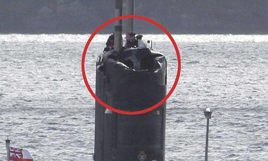 задел подводной лодки