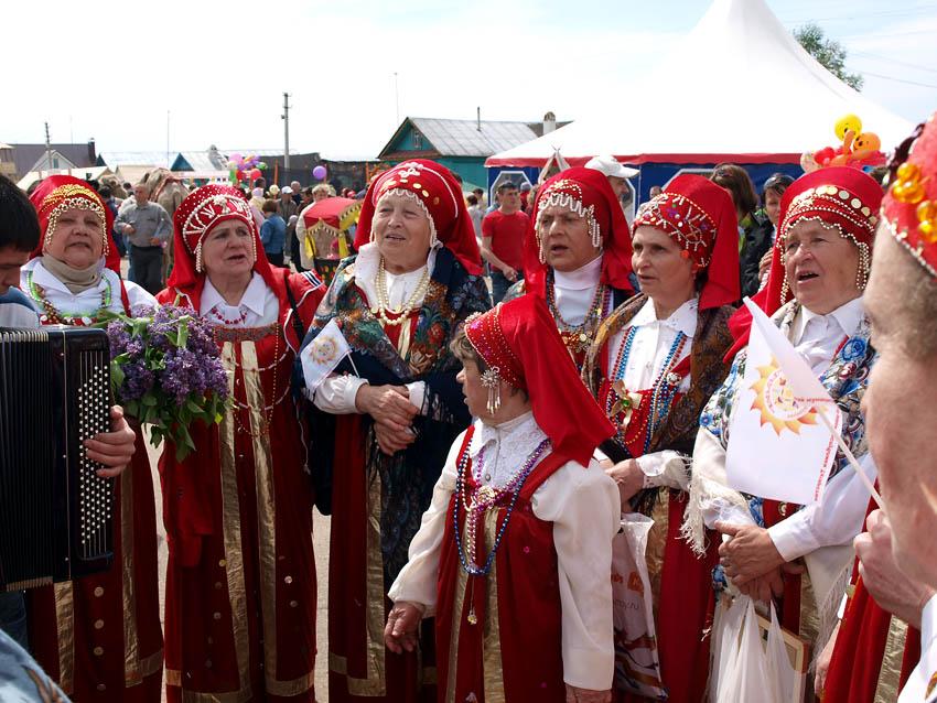 Команда Кочующие - фольклорный фестиваль
