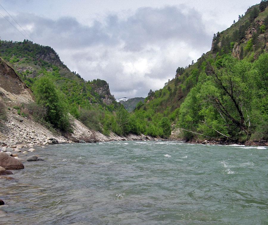 Природа северного кавказа карачаево
