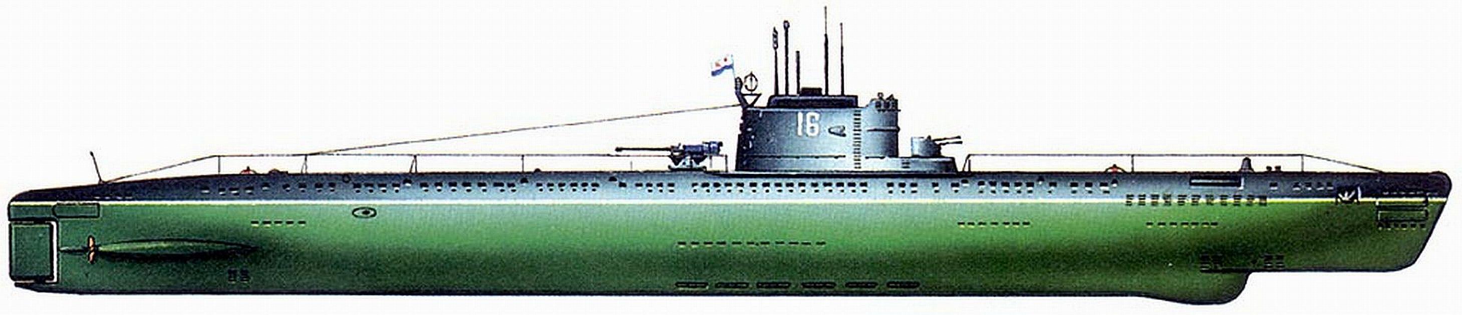 советские и российские атомные подводные лодки