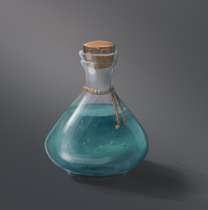 D&d 5e Health Potions [On The Clock Draft]