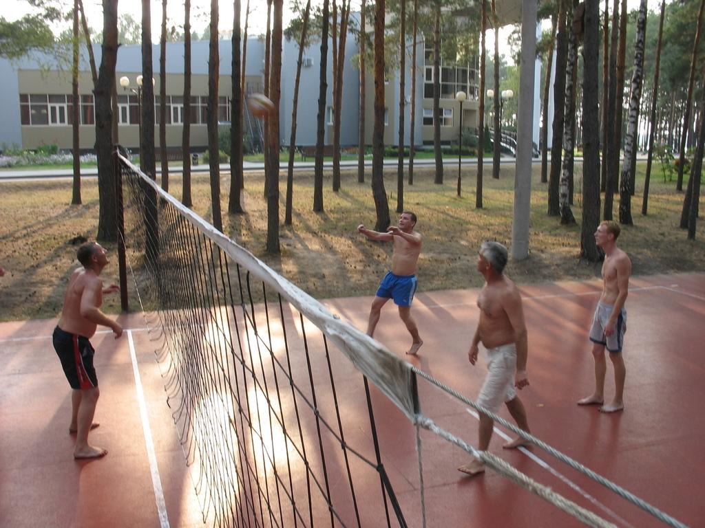 Жизнь детский лагерь и санаторий