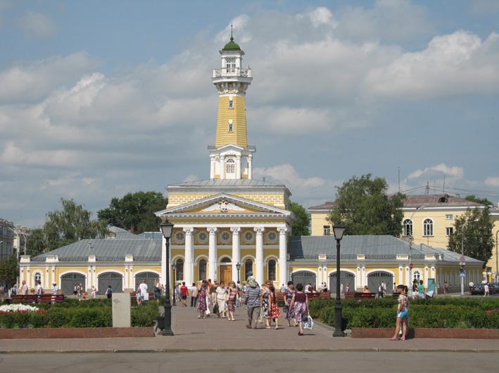 Кострома: Города России Фото Костромы История