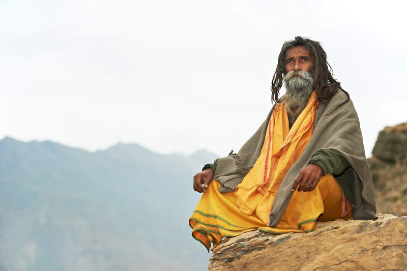 parable of a sadhu