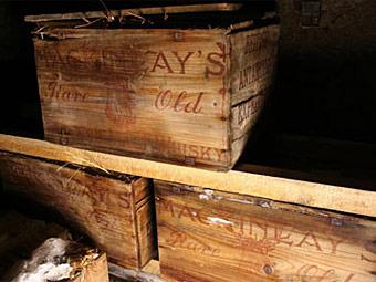 Коробка для виски своими руками